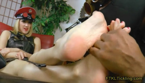 Tickle Disobedience! Pt. 7: Bad Girl Foot Dreams! (SD)