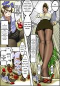 [JUNNY] Microne Magazine vol 3 Sanzun-Shachou [ENG]