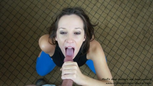 Jada Stevens - Down the hatch