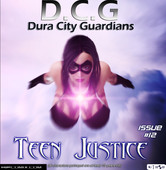HIPcomix - Dura City Guardians Teen Justice 1-22