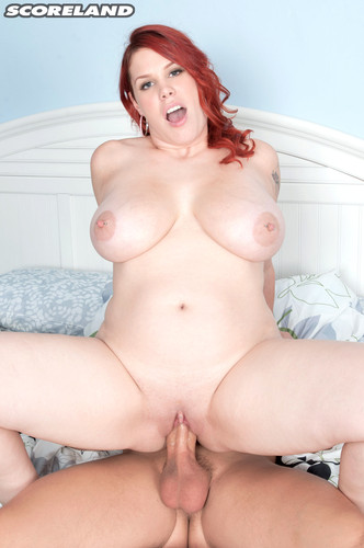 Jolie Rain – Scoreland – Freaky deaky big boobed girl  Redhead With A Rack HD 720p