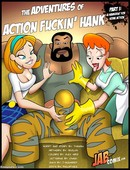 JAB Comix (25.6.2015) - Action Hank