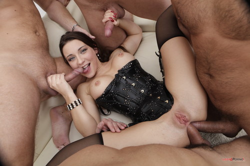 LegalPorno.com - Julia Skyhigh - Sperma Party 17 Julia Skyhigh swallows 13 cumshots after lots of DP, DAP, TAP, ATM, bj and deepthroat. Top Sperma Party GIO144