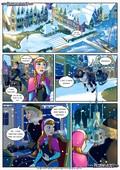 [Grimphantom] Frozen Parody Ch.1-5