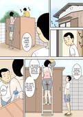 [Urakan] Zokuzoku Ojii-chan to Gifu to Giri no Musuko to, Kyonyuu Yome
