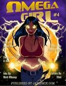 JAB Comix Siterip (25.6.2015) - Omega Girl 1-4 +Pinups