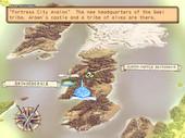 Leaf - Tears to Tiara 2005 English RPG Game