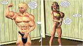 Sister's new bikini - REMASTERED 2