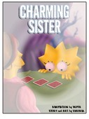 Maggie and Lisa Simpson have erotic lesbian sex