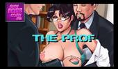 Gush Bomb Comix The Prof
