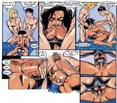 Kevin Taylor -  xxx comic