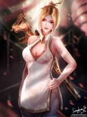 Fantasy Succubus Warriors Special Collection XXX