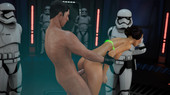 Affect3D - The Farce Awakens - Naughty Princess