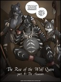 Jay Naylor Rise of the Wolf Queen Part 4 The Assassin