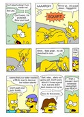The Simpsons comics by Many Autors – 12 comics