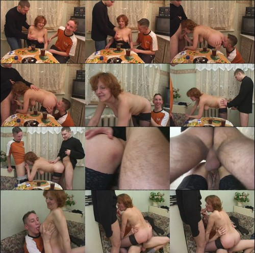 Young Son Fucks Hot Mommy At Home