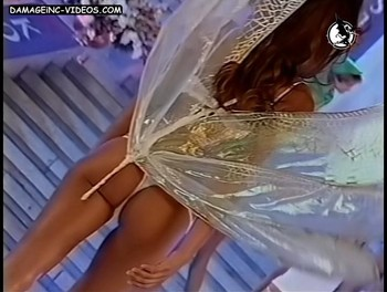 Pampita bum in white thong damageinc videos