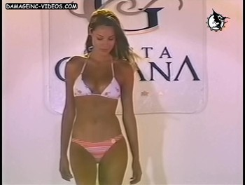Pampita sweet body in tiny bikini damageinc videos