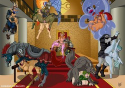 the legend of zelda Hentai English Comic Komik