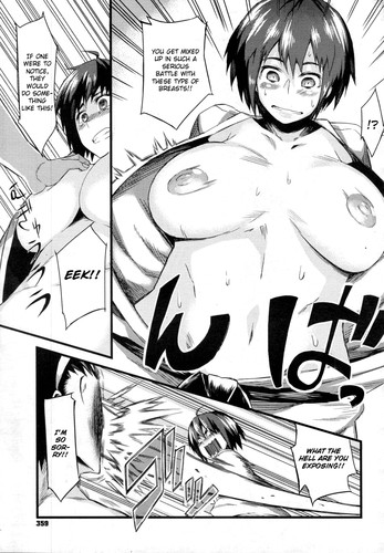 [Fujiya] Kick Ass (English Hentai Manga)