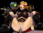 Shina – World of Porncraft Playgob