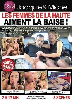 Les Femmes De La Haute Aiment La Baise (2016)