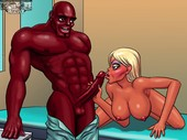 Cartoon Reality - Totally Spies 1-33 - Massage with happy end - Santa Claus - Teacher's Fuck