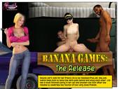 Shemale3DComics - Banana Games - The Release