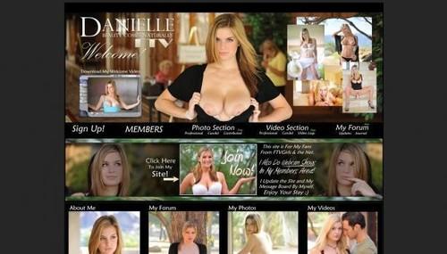 DanielleFTV – SiteRip