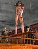 GS3D - Lara Croft Artwork