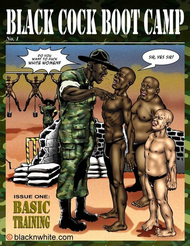 Bnw- Black Cock Boot Camp