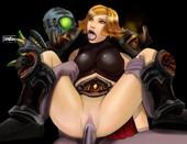 Shina - World of Porncraft - Playgob